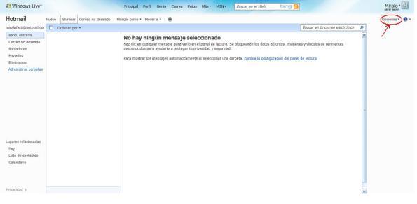 знакомства email hotmail com 2009